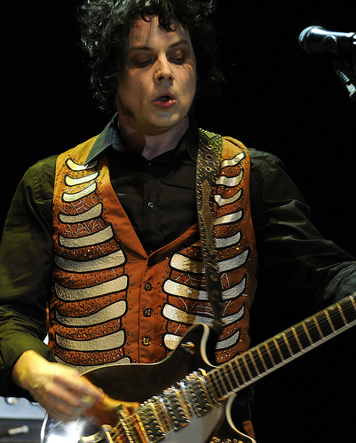 Jack White(White Stripes) - The raconterous